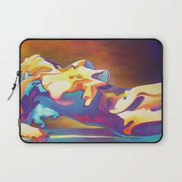 The United Colours of Orgasm Thermal Nude Laptop Sleeve