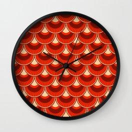 Koi Nobori Higoi Wall Clock