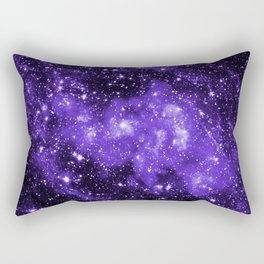Chandra Ultraviolet Rectangular Pillow