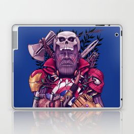 Wild Thanos Laptop & iPad Skin