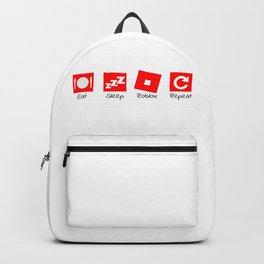 Eat sleep roblox repeat Backpack