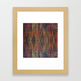 Pattern CL Framed Art Print