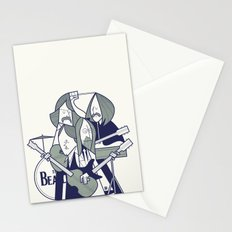Fab Four Stationery Cards