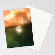 Just a drop of water in an endless sea Stationery Cards