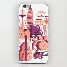 Chomba Session iPhone & iPod Skin