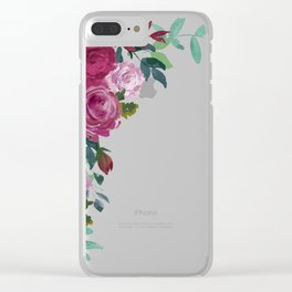 Floral Arrangement 2 Clear iPhone Case