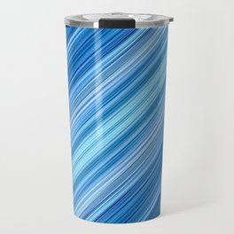 Ambient 1 in Blue Travel Mug