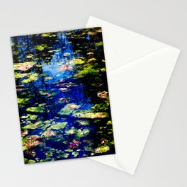 Water is the Color of Life Stationery Cards