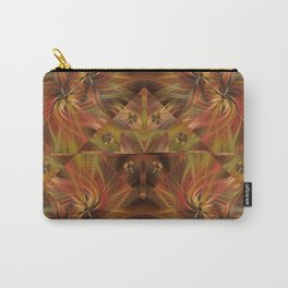 Autumn Twirled Carry-All Pouch