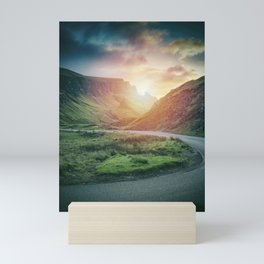 Mountain Sunrise Mini Art Print