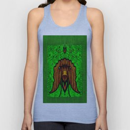 Animals in the fantasy forest Unisex Tank Top