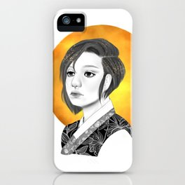 Hanbok | 한복 iPhone Case