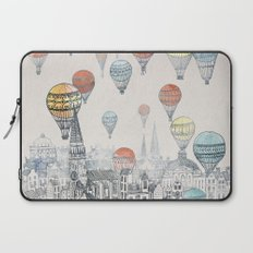 Voyages over Edinburgh Laptop Sleeve