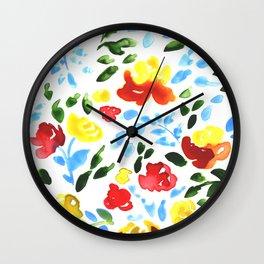 Certaldo Wall Clock
