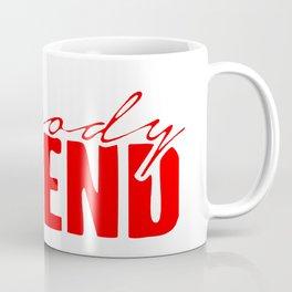 Bloody Legends Logo Coffee Mug