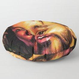 J.Cole Potrait Floor Pillow