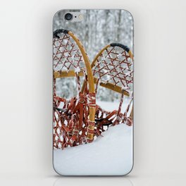 Snow Treks iPhone Skin