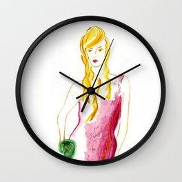 Laure Wall Clock