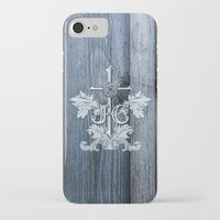 christ iPhone & iPod Cases featuring Jesus Christ by biblebox
