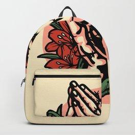 Praying Hands Backpack