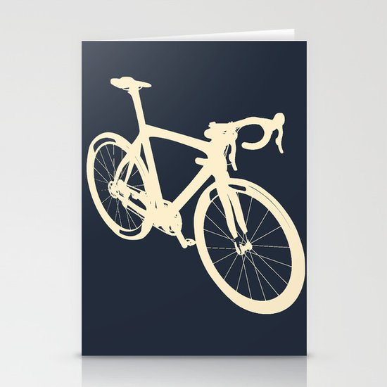 Bicycle - bike - cycling Stationery Cards