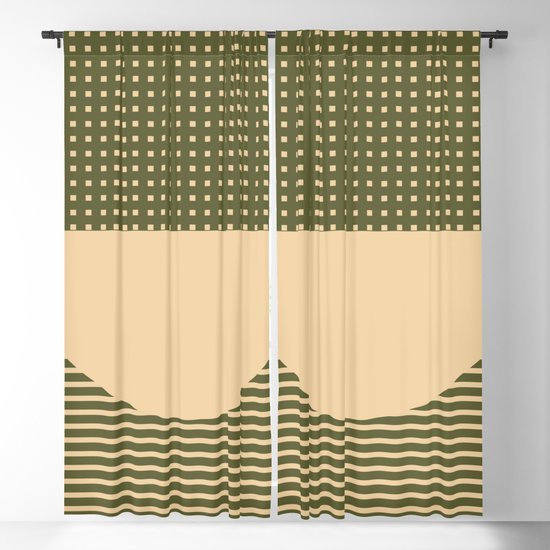 Geometric Spring Abstract - Pantone Warm color by nileshkikuuchise