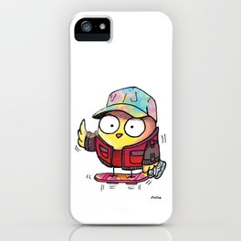POUSSIN McFLY iPhone Case