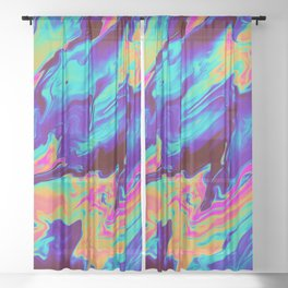 RIPTIDE Sheer Curtain