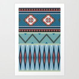 TIKIDIAMOND Art Print