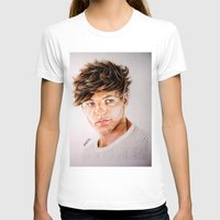louis T-shirts featuring Louis  by Drawpassionn