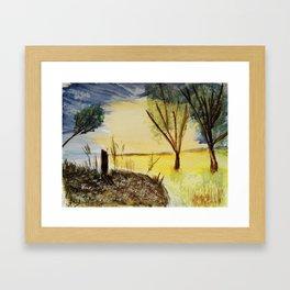 Summer 2017 Framed Art Print