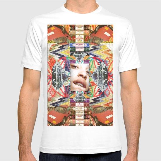 Ferrrarrri Diamondz T-shirt