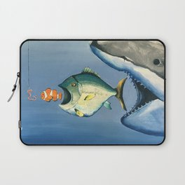 Fish Bait Laptop Sleeve