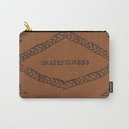 GRATEFULNESS ELM THE PERSON Carry-All Pouch