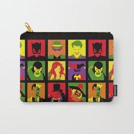 Arkham Villains Carry-All Pouch