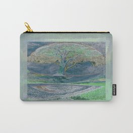 Misty Morning Meditation Carry-All Pouch