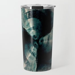 Shells in a row Travel Mug