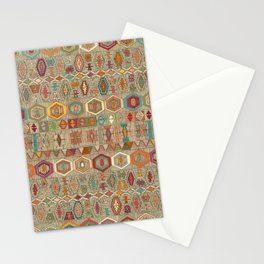 kilim fall Stationery Cards