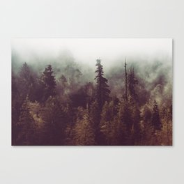 Weekend Escape - Forest Nature Photography Canvas Print