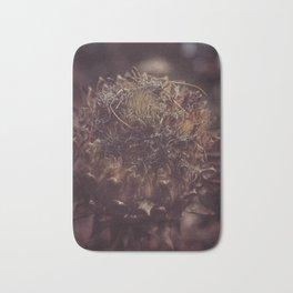 Dead Flower Bath Mat