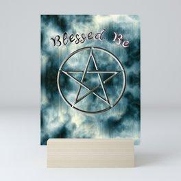 Blessed Be Mini Art Print