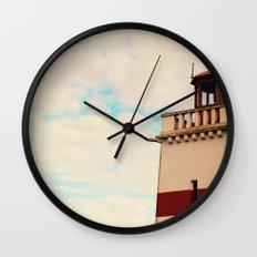 Find my light Wall Clock