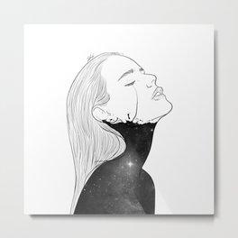 True tears. Metal Print