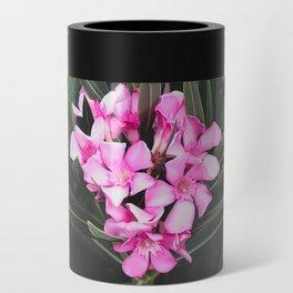 Pink Flower Can Cooler