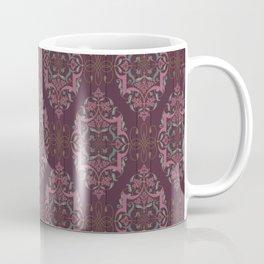 Vintage Burgundy vertical Coffee Mug