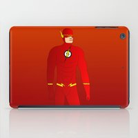 the flash iPad Cases featuring Flash by pablosiano