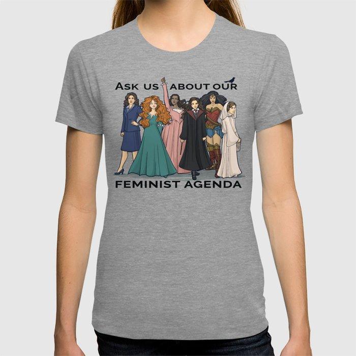 Feminist Agenda T-shirt