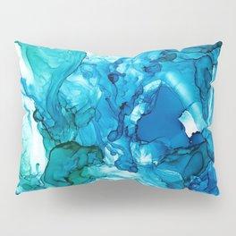 Into the Blue I Pillow Sham