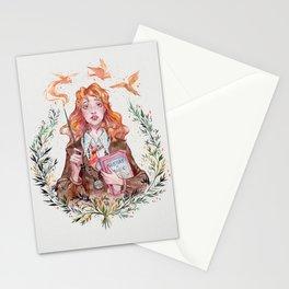 Oppunyo! Hermiona Stationery Cards