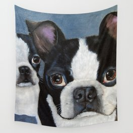 Trouble Wall Tapestry